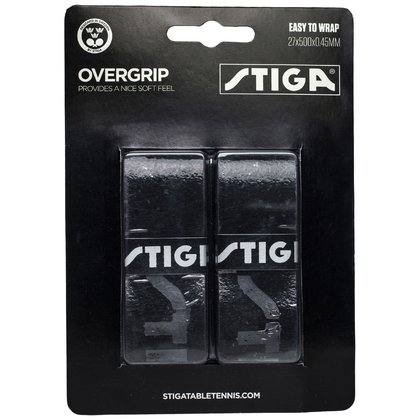 STIGA Overgrip Black