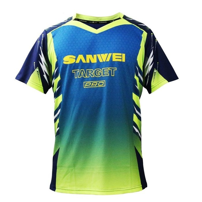 SANWEI Competition Dry Fit Blue